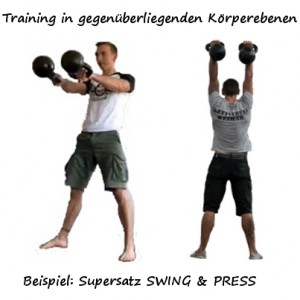 Training Supersatz