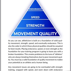 Movement Quality Pyramid Max Shank