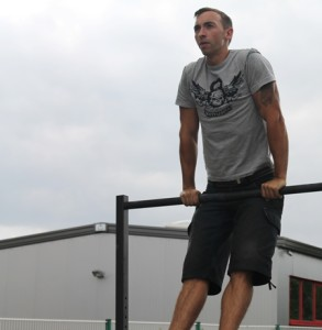 Muscle Up Sebastian Müller