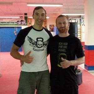 RKC Michael Schaller und Sebastian Müller