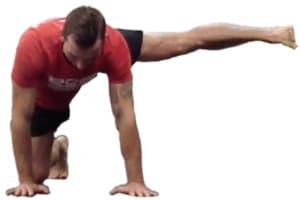 Die einfachste Möglichkeit Rückenschmerzen loszuwerden (plus zwei Übungen)
