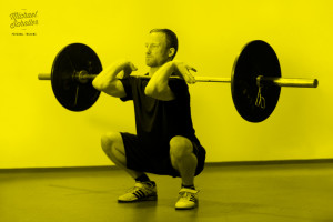 Front Kniebeugen - Front Squats