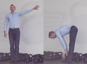 Biofeedback Armheben Toetouch