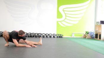 Gewohnheit Training zu motivieren