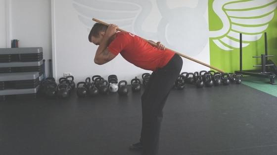 Hip Hinge – Die wichtigste Bewegung beim Krafttraining