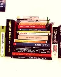 3 Bücher - Bücher Erfolg