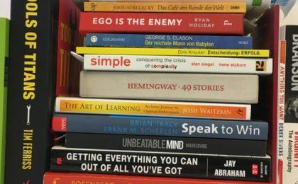 3 Bücher, die du 2018 lesen solltest