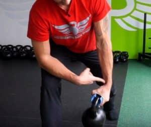 Mit Kettlebells Griffkraft trainieren - Goose Neck Holds