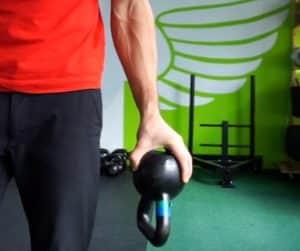 Mit Kettlebells Griffkraft trainieren - Pinch Grip Holds